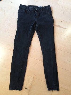 Schwarze Jeans skinny