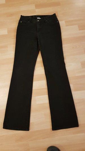 Street One Pantalón de cinco bolsillos negro