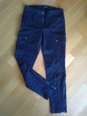 "Schwarze Jeans v. ""Cambio"", Gr. 36"