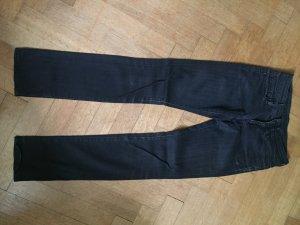 Schwarze Jeans von 7 for all mankind
