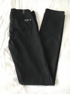 7 For All Mankind Vaquero slim negro