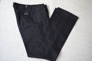 Schwarze Jeans von 7 for all Mankind W26
