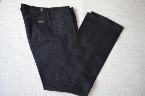 Schwarze Jeans von 7 for all Mankind W26