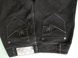 Schwarze Jeans von Airfield