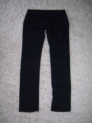 schwarze Jeans von Amisu W32 Gr. 42 gerades Bein