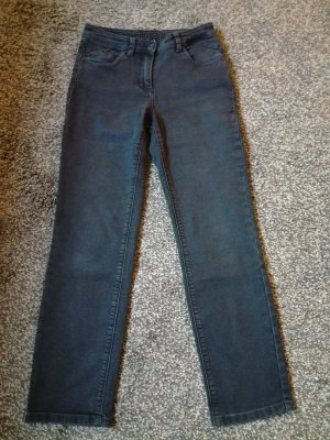 Schwarze Jeans von Cecil, Gr. 29 (38)