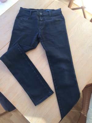 Closed Stretch jeans zwart