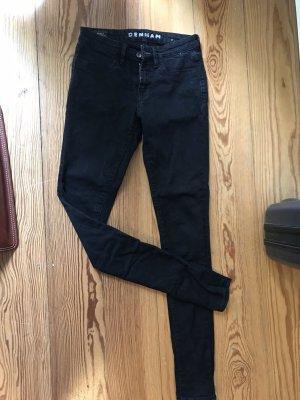 Denham Tube Jeans black