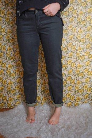 Schwarze Jeans von DKNY