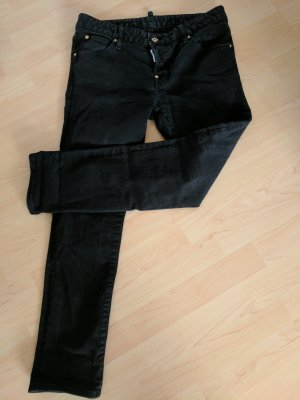 Schwarze Jeans von Dsquared2