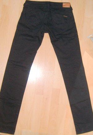 Schwarze Jeans von Duesenberg