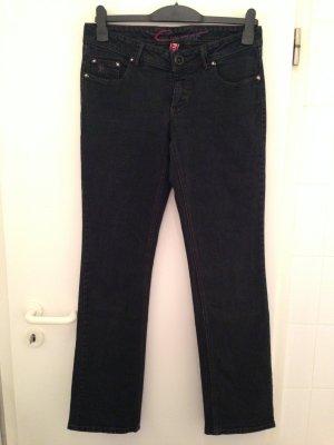 Schwarze Jeans von edc by Esprit in Größe 40 (INCH 30)