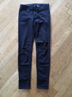 H&M Divided Pantalón de cinco bolsillos negro