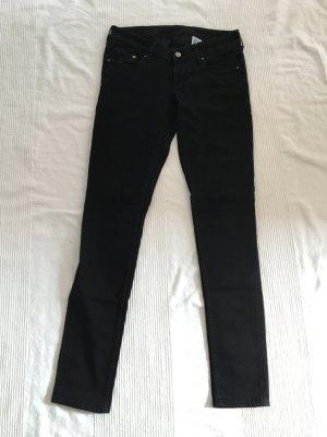Schwarze Jeans von H&M in 29/32