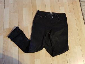 schwarze Jeans von Hilfiger