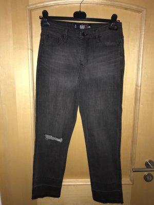 Schwarze Jeans von Hollister