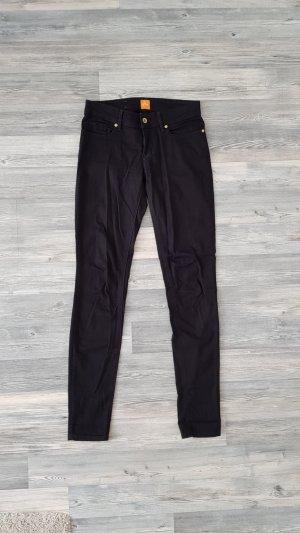Schwarze Jeans von Hugo Boss