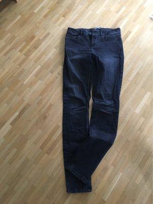 Karl Lagerfeld Tube jeans zwart