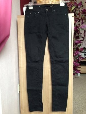 Schwarze Jeans von Mango Größe 34