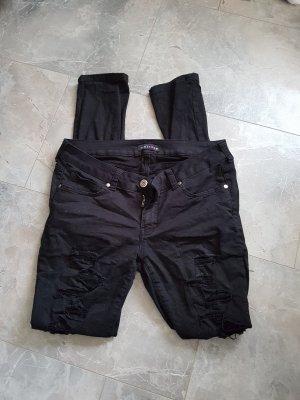 schwarze Jeans von Melrose