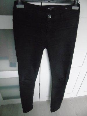 schwarze Jeans von More & More Gr. 38