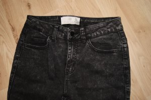 schwarze Jeans von Pieces