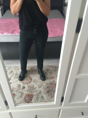 Schwarze Jeans von Please