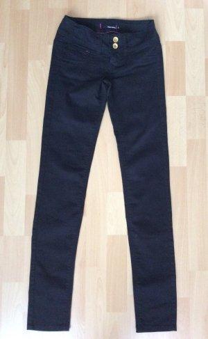 Schwarze Jeans von Tally Weijl in der Größe 32
