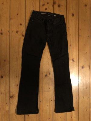 Schwarze Jeans von Tommy Hilfiger Gr 36