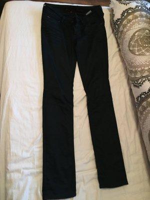 Schwarze Jeans von Tommy Hilfiger Victoria W 28 L 34 Hose
