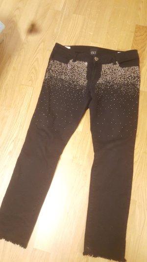 schwarze Jeans von Twin Set