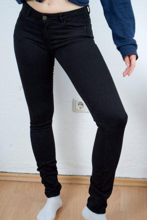 Zara Jeans skinny noir