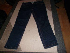 schwarze jeanshose,gr. 36,von mango,super zustand