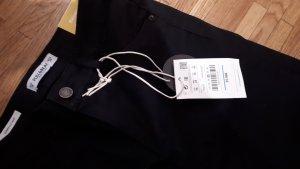 schwarze Jeanshose Pull&Bear