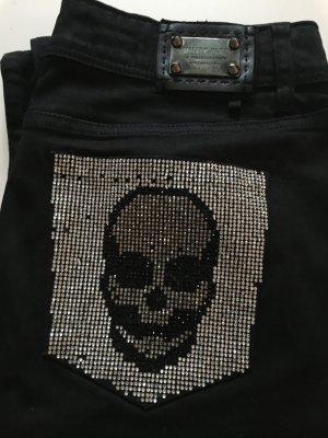 Schwarze Jeanshose von Philipp Plein