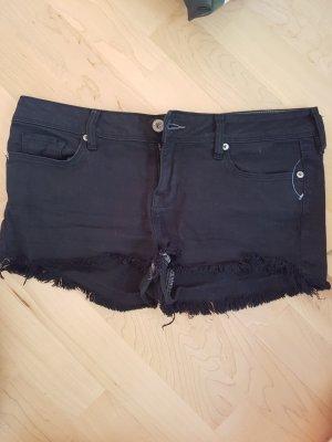 Denim Co. Short moulant noir
