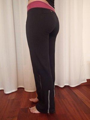 Stretch broek veelkleurig