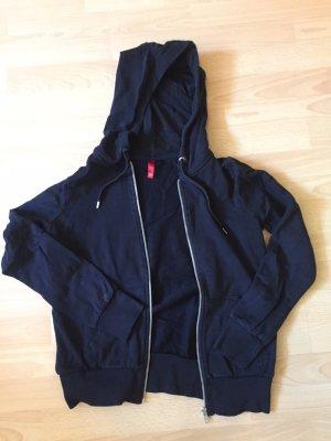 H&M Giacca con cappuccio nero