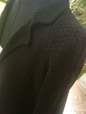 schwarze Kaschmirjacke von Madeleine M