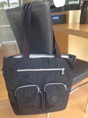 Schwarze Kipling Tasche
