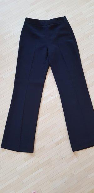 Schwarze klassische Hose in Gr- 34 von Zara