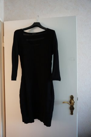 Bodyflirt Jurk met lange mouwen zwart Polyester