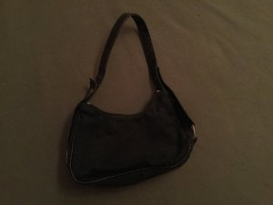 Schwarze kleine Abend Tasche