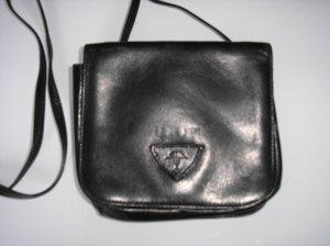 Schwarze , kleine Tasche aus Leder - Joop!