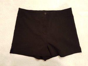 schwarze knappe sexy Hotpant kurze Hose Shorts Gr. XS von Fishbone