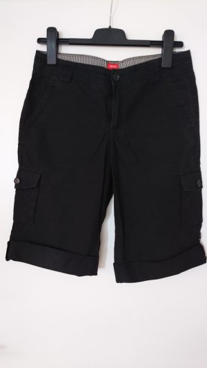 Esprit Capris black cotton