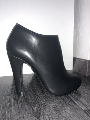 primadonna Booties black-gold-colored