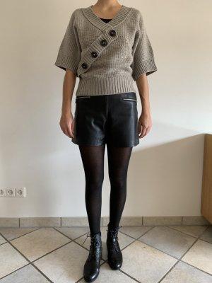 Zara Short taille haute noir
