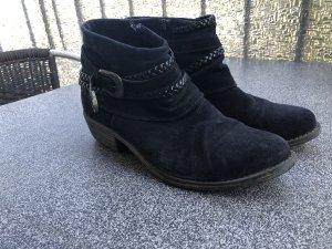 Catwalk Botas altas negro