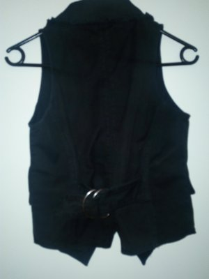 Clockhouse Vest zwart